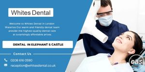 elephant and castle dentist