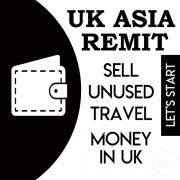 Enjoy Great Services Sell Unused Travel Money in UK Free Ads