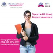 Find the Best BA Business Management Degree in UK