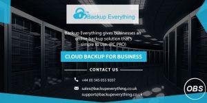 Find the best online backup in UK