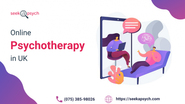 Find the best Online psychotherapy UK