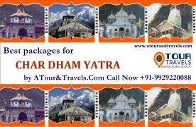 Get 20 Off On Char Dham Yatra