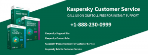 Get Help by Calling the Kaspersky Support  1888230999