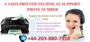 Get Quickly Response By Expert 442038807918 Canon Printer