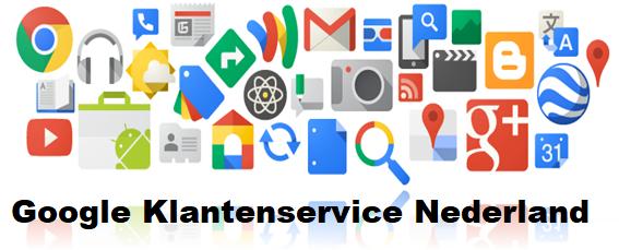 Google Klantenservice Telefoonnummer Nederland