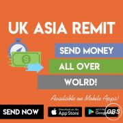 Great Services in UK Send Money Online all over world
