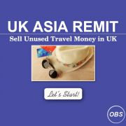 Great Services Sell Unused Travel Money in UK Free Ads with UK Asia Remit