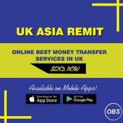 Great Services with UK Asia Remit Send money Online Worldwide