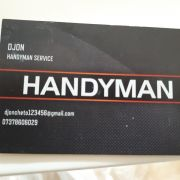 HANDYMAN SERVICE FOR HALIFAX AND LEEDS