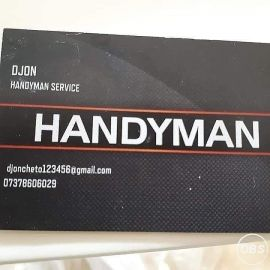 Handyman Services for Halifax and Leeds
