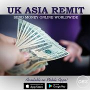 Hi send Money Online worldwide with UK Asia Remit in UK