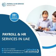 Hire a HR  Payroll outsourcing Service in UAE