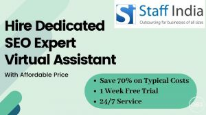 Hire SEO Virtual Assistant  Free for A Week