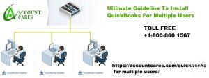 How DO Install QuickBooks In multiusers  Account Cares