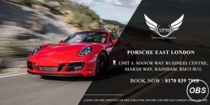 How to Book the Best Porsche Hire London