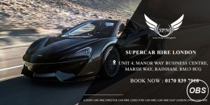 How to Book the SuperCar Rental London