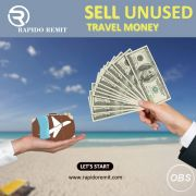 Hurry up lets start today sell your unused travel money in uk with rapido remit