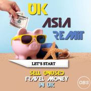HURRY UP SELL UNUSED TRAVEL MONEY IN UK FREE CLASSIFIED ADS