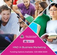 Importance of HND Business Courses in UK