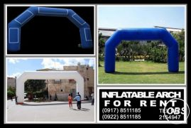 Infatable Arch Rent Hire Manila Philippines