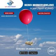 International Money transfer services in uk with uk asia remit