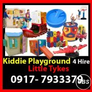 Kiddie Playground Rent Hire Manila Philippines