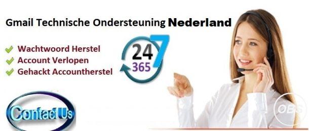 Kies Gmail Klantenservice Telefoonnummer Nederland