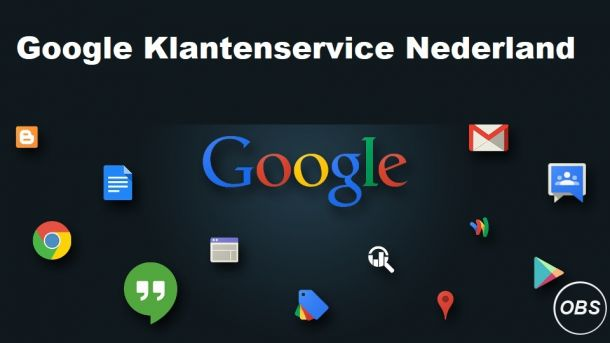 Kies Google Klantenservice Telefoonnummer Nederland