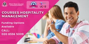 Know more about Courses Hospitality Management in UK