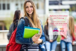 Know more about Diploma in Education and Training