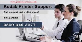 Kodak Printer Customer Care Number UK 08000465077 Kodak Printer Helpline Number UK