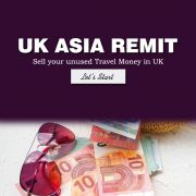 Lets Start Today Sell unused Travel money in UK with Rapido Remit