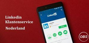 Linkedin Helpdesk Nederland Telefoonnummer voor het oplossen van alle problemen