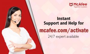McAfee Activate  Enter McAfee Product Key