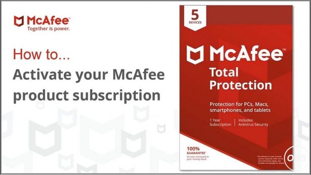 Mcafeecomactivate  Enter Product Key  Download Install  McAfee