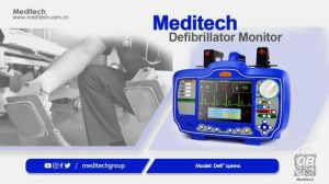 Meditech Defibrillator (medical Devices)