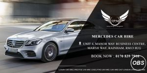 Mercedes Car Hire In London