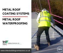 Metal Roof Coating Systems  Metal Roof Waterproofing  Tritec Building Contractors