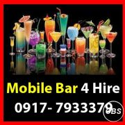Mobiler Bar Rent Hire Manila Philippines