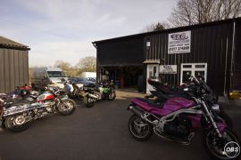 Motorcycle Service repair and accessories in Brentwood Essex