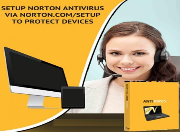 Nortoncomsetup – Enter Product key