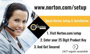 nortoncomsetup  Steps for Norton Antivirus Activation