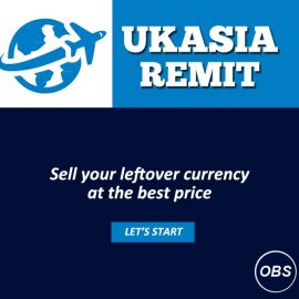 Now Sell your leftover Currency at the Best Price in UK Free Ads