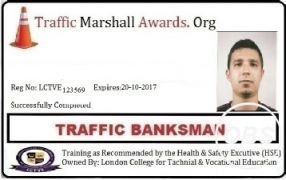 Online Traffic Marshall Course