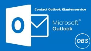 Outlook Klantenservice Telefoonnummer Nederland