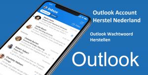 Outlook Password Vergeten Herstellen  Wachtwoord Outlook Achterhalen
