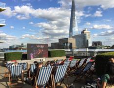 Pop Up Cinema Service Essex London  Surrey Etc
