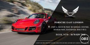 Porsche Rental Uk