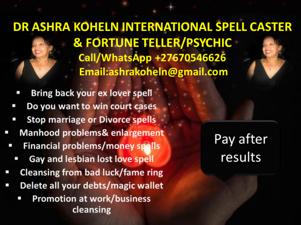*POWERFUL LOVE SPELLS IN USA*UK*MALTA*MALAYSIA 27670546626PAY AFTER