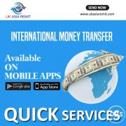 Professional Services Send Money Online with UK Asia Remit in UK